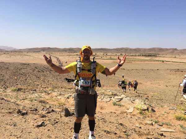 Marathon Des Sables Blog Post
